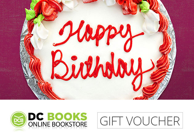 Email Gift Vouchers Buy Books Online Dc Books Store